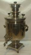 Самовар угольный «банка», с медалями, на 7 литров, «Р.А. Тейле» 19 век №820