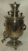 Самовар угольный «банка», на 5 литров, «Баташев» №822