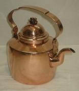 Чайник медный на 1 литр №3038