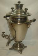 Самовар угольный «рюмка», на 7 литров, «ТулМетПром» Россия 1920-е годы №837