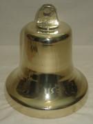 Рында старинная, колокол из бронзы, Россия 19-20 век №3084
