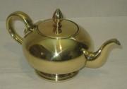 Чайник заварочный старинный, на 0,5 л, «Кайзер» Германия, начало 20 века №3095