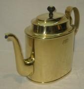 Чайник старинный на 4 литра, «Торг. дом Ф. Золотов» 19 век №3108