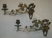 Подсвечники старинные на пианино, на рояль, модерн №3112
