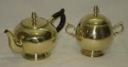 Заварочный чайник с сахарницей, 19-20 век №3087
