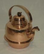 Чайник из меди, на 2,5 литра, Швеция 20 век №3132