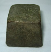 Гирька для весов - пирамидка, старинная №708
