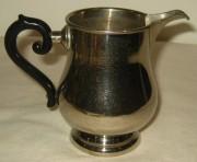 Сливочник старинный, покрыт никелем, WMF Германия 19-20 век №506