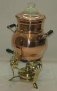 Кофеварка старинная, бульотка, на 1,5 л, «Ф. Золотов» №3153
