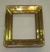 Рамка для иконы старинная, позолота №3161