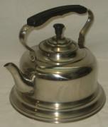 Чайник старинный на 2,5 литра, «Красный Выборжец» 1953 год №3168