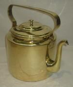 Чайник старинный на 7 литров «ГосПромЦветМет» 1920-е годы №3218