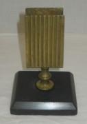 Спичечница старинная, мрамор, Россия 19 век №3235