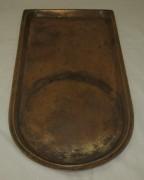 Поднос старинный под самовар, томпак, «Ваныкина» 19 век №3276