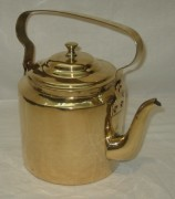 Чайник старинный, томпак, на 2,5 л, Россия 1920-е годы №3283