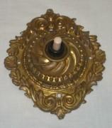 Звонок старинный, бронза №3302