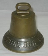 Колокольчик, колокол старинный, Швеция 19 век №3334