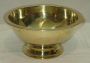 Полоскательная чаша под самовар «Кольчугинъ» 19 век №3363