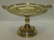 Конфетница, вазочка, латунь №3410