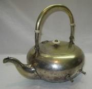 Бульотка старинная, чайник на 2,3 л, «А. Кач» 19 век №3422