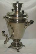 Самовар на дровах «рюмка» на 5 литров, «Тула» 1950 год №893