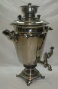 Самовар старинный «рюмка» на 5 литров, «Т.К.» 1920-е годы №910