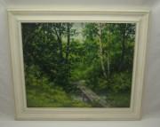 Картина «Природа», «Пейзаж», 1990 год №3578