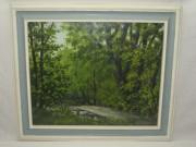 Картина в раме «Природа» 1990 год №3580