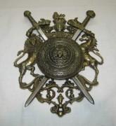 Панно «Щит и Меч», герб №3711