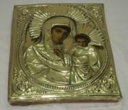 Икона старинная «Казанская Богоматерь» 19 век №3805