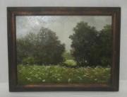 Картина, пейзаж «Природа», масло, «Крылов» №3715