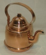 Чайник медный на 1 литр Швеция №3919