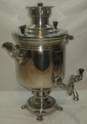 Самовар угольный «банка», на 5 литров, «Тула» 1955 год №950