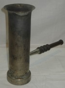 Труба старинная от самовара диаметр 66 мм №3941