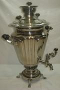 Самовар угольный «рюмка», на 5 литров, «Бр. Шемариных» №965