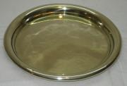 Поднос круглый, подносик, тарелка «Fraget» Варшава 19 век №4006