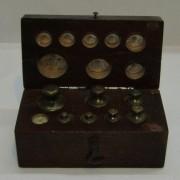 Набор гирек от 50-2 гр, Россия 1925 год №4111