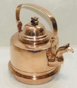 Чайник старинный медный на 2 литра Европа №4134
