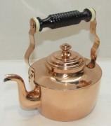 Чайник медный на 1 литр Европа 20 век №4137