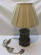 Лампа, светильник старинный, начало 20 века №4180