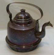 Чайник медный старинный Европа 20 век №4208