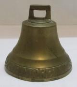 Колокольчик старинный, колокол, Швеция «MORA E.MORELL» 19 век №4222