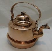 Чайник медный на 1,5 литра, Швеция 19-20 век №4255