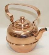 Чайник из меди Европа 20 век №4262