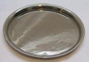 Блюдце старинное, тарелочка 19-20 век №4310