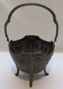 Конфетница старинная, вазочка, Европа 19-20 век №4340