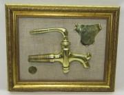 Панно «Кран с медалями» №4343