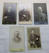 Фото, фотографии старинные, мужчина, костюм №4356