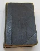 Книга старинная «Духовные песни» 1912 год №4243