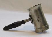 Труба старинная к самовару эгоист, диаметр 28 мм №4400